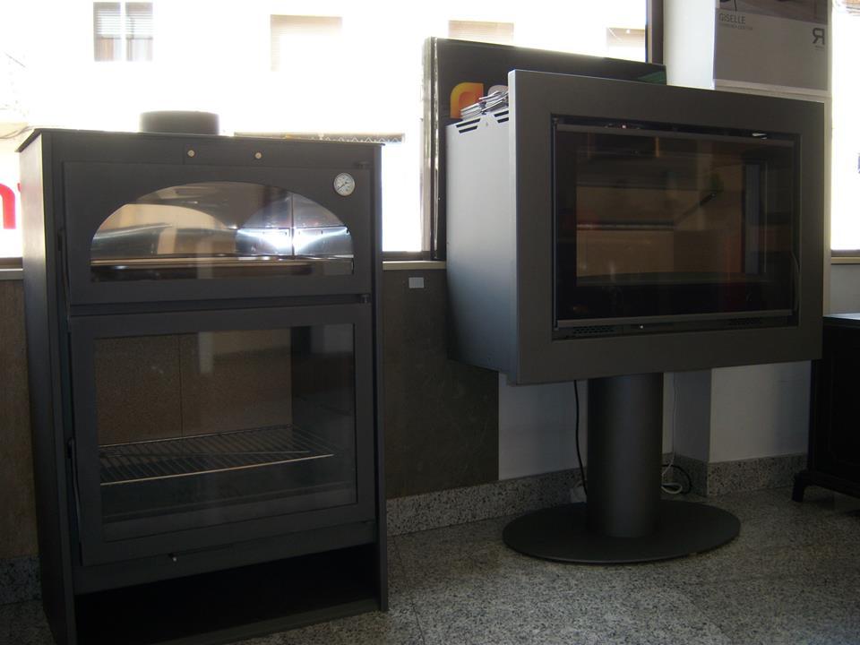 Hornos y estufas modernas