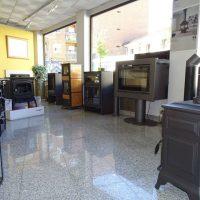 Estufas de leña modernas, rústicas y con horno en Chimeneas Molina