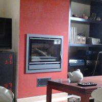 Carbel Kronos 70 Plus Marco 4 lados 4,5cm de Chimeneas Molina