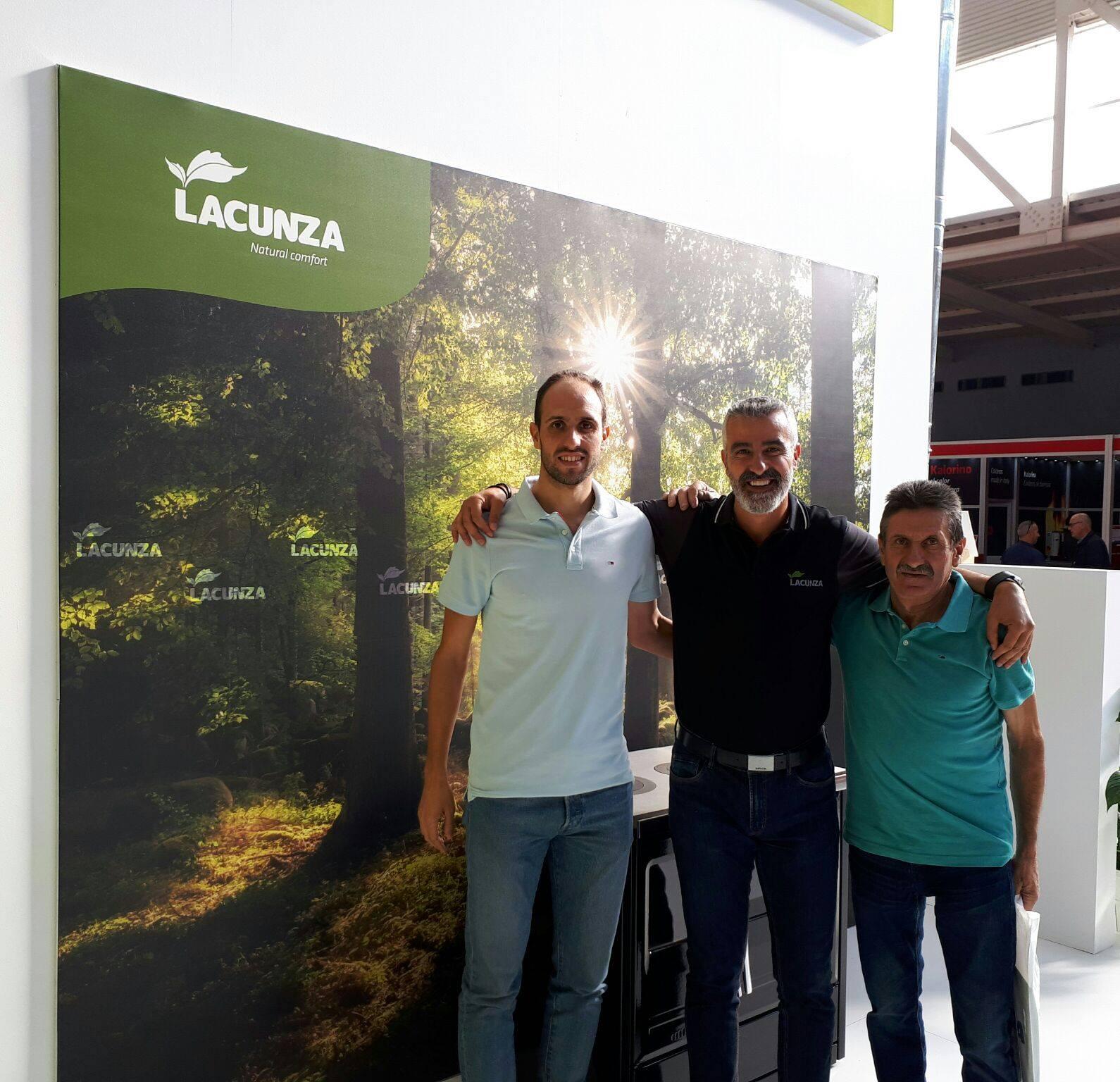 Chimeneas Molina distribuidor Lacunza