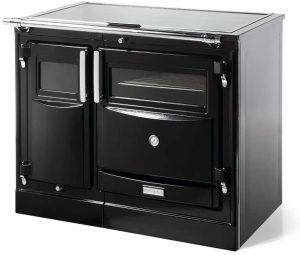 Cocina de leña Cerrada Calefactora Pas 8 Hergom Madrid
