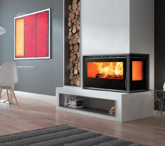 Carbel A-100 Plus Chimeneas Molina