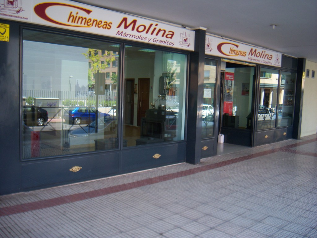 Fachada Chimeneas Molina Alcalá de Henares