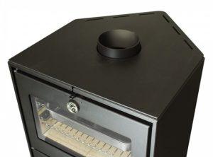 Adaptador de rincón Estufa con horno Altea Lacunza