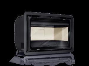 Cassette hierro fundido K2 800 Lacunza Chimeneas Molina