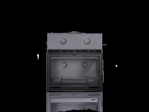 Chimenea Calefactora Sarria 12 Lacunza Chimeneas Molina