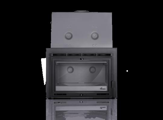 Chimenea Calefactora Sarria 20 Lacunza Chimeneas Molina
