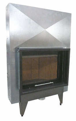 Chimenea Calefactora Itaca R18 Lacunza Chimeneas Molina