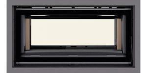 Marco HK100 de 4 lados 4´5 cm Doble Cara